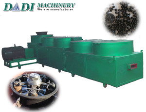 KHL-700 cow manure fertilizer granule machine
