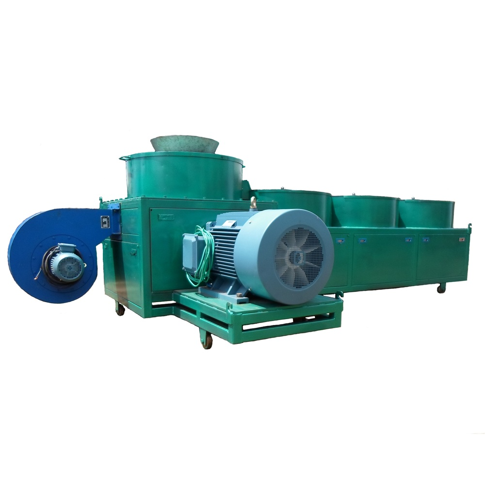 Organic Fertilizer Ring Die Granulator KHL-700