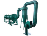 Organic fertilizer rotary drum drying machine