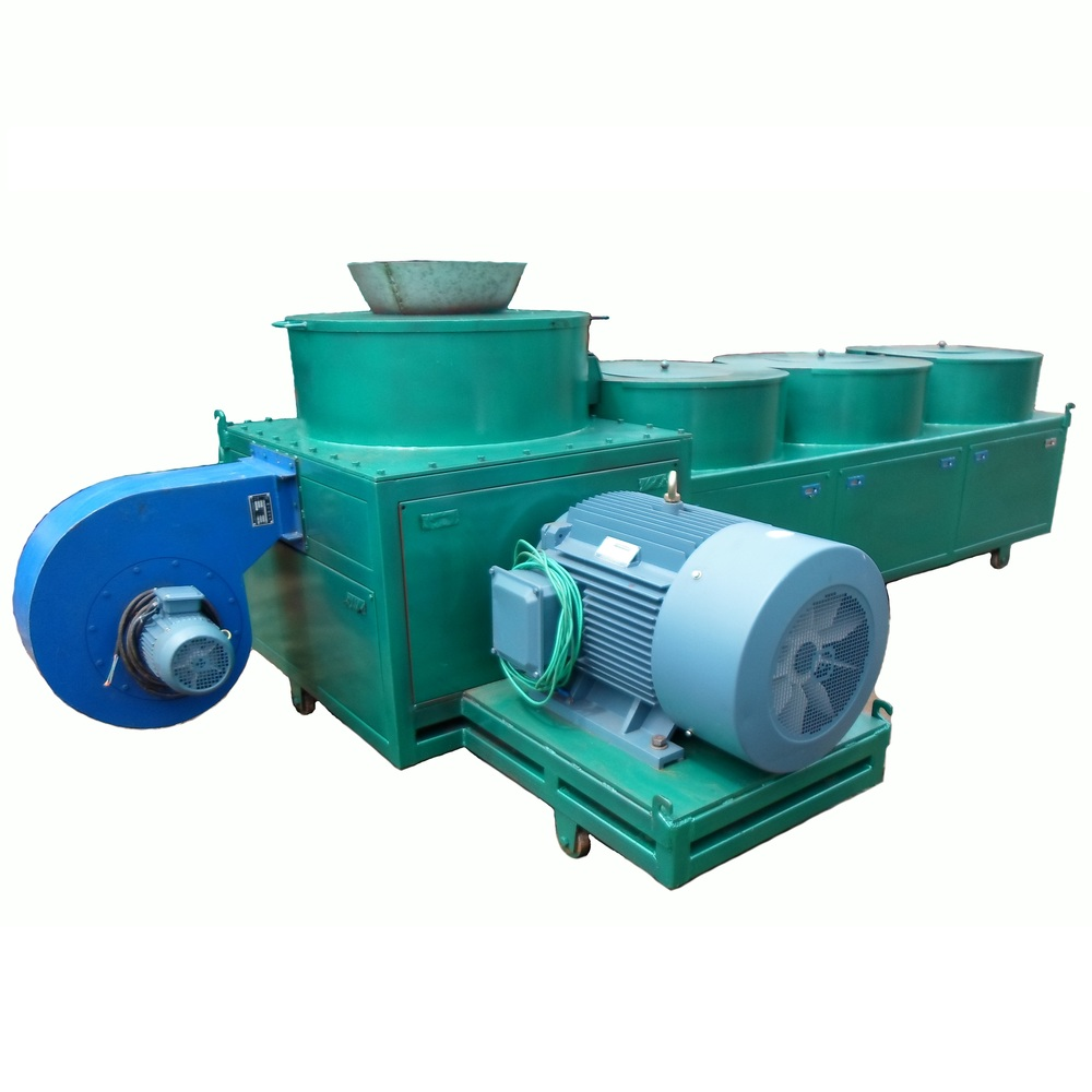 Organic Fertilizer Ring Die Granulator KHL-600