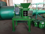 Semi-wet crusher (Vertical chain crusher )
