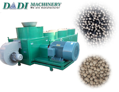 Cat litter bentonite clay granules machine