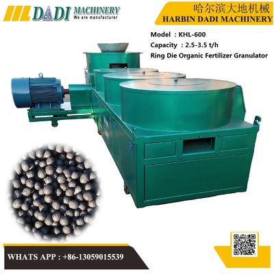 KHL-500 Organic fertilizer granules making machine