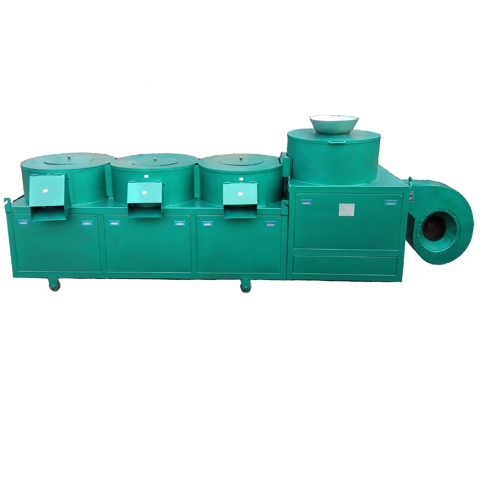 Organic Fertilizer Ring Die Granulator KHL-400U