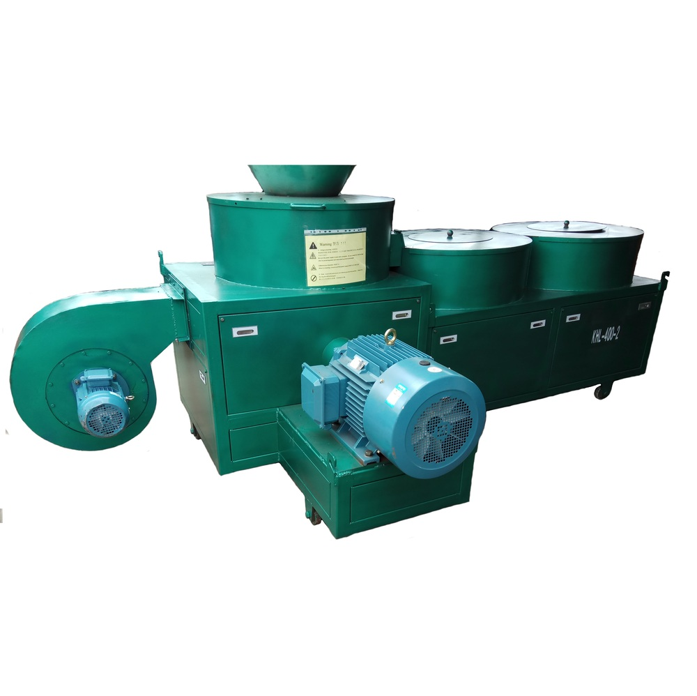 Organic Fertilizer Ring Die Granulator KHL-400-2
