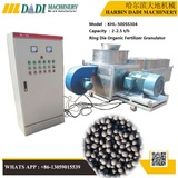 KHL-500 ring die organic fertilizer granules machine