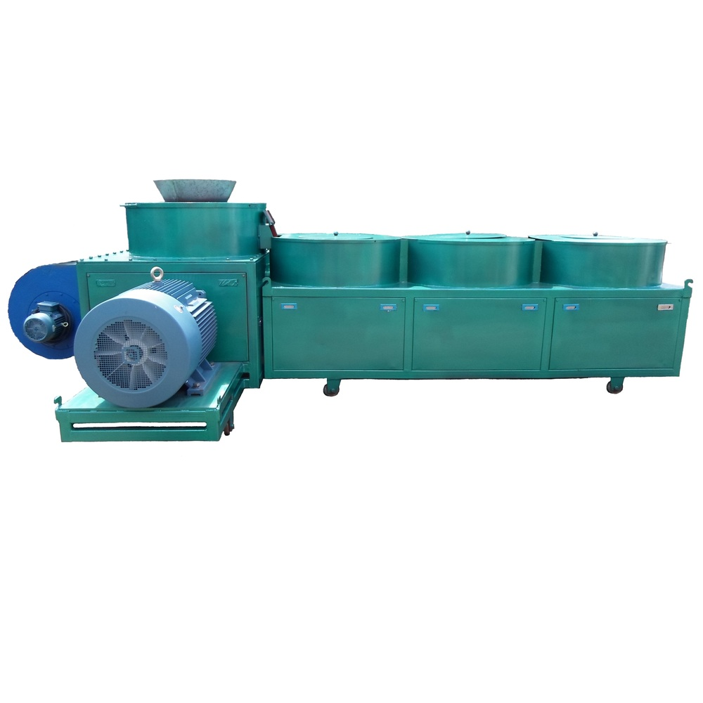 Organic Fertilizer Ring Die Granulator KHL-500